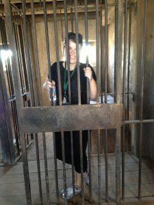 Cadeia - Eaves Movie Ranch