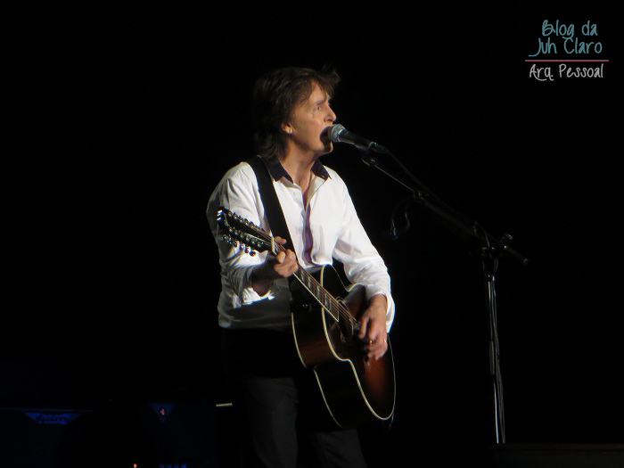 Paul McCartney Allianz Parque