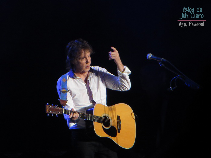 Paul McCartney Allianz Parque