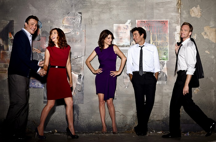 elenco de how i met your mother