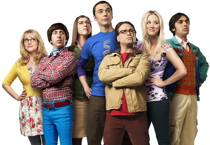 the big bang theory elenco season 8