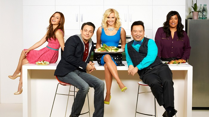Young and Hungry Wallpaper