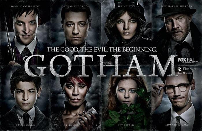 Poster de Gotham