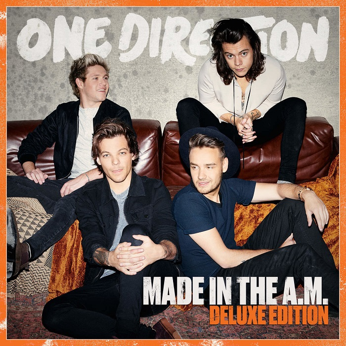 One Direction Made in The A.M.