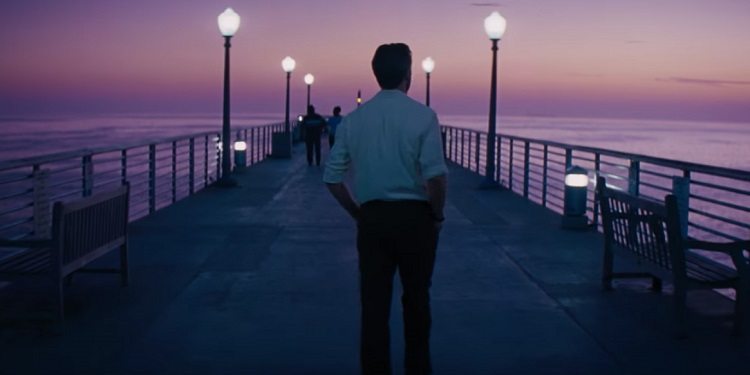 la la land - sunset