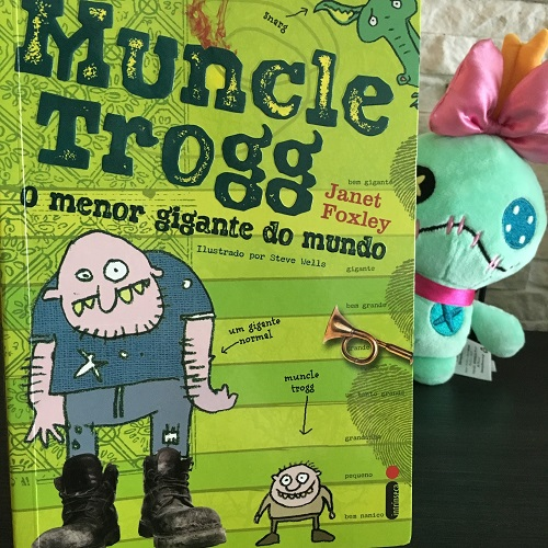 muncle trogg - menor gigante do mundo