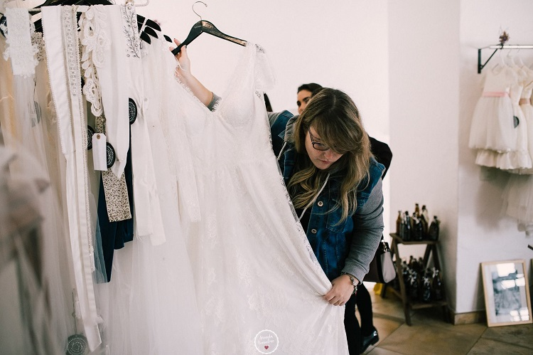 noivas dispostas-vestido