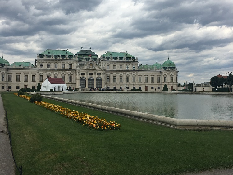 Viena - Belvedere