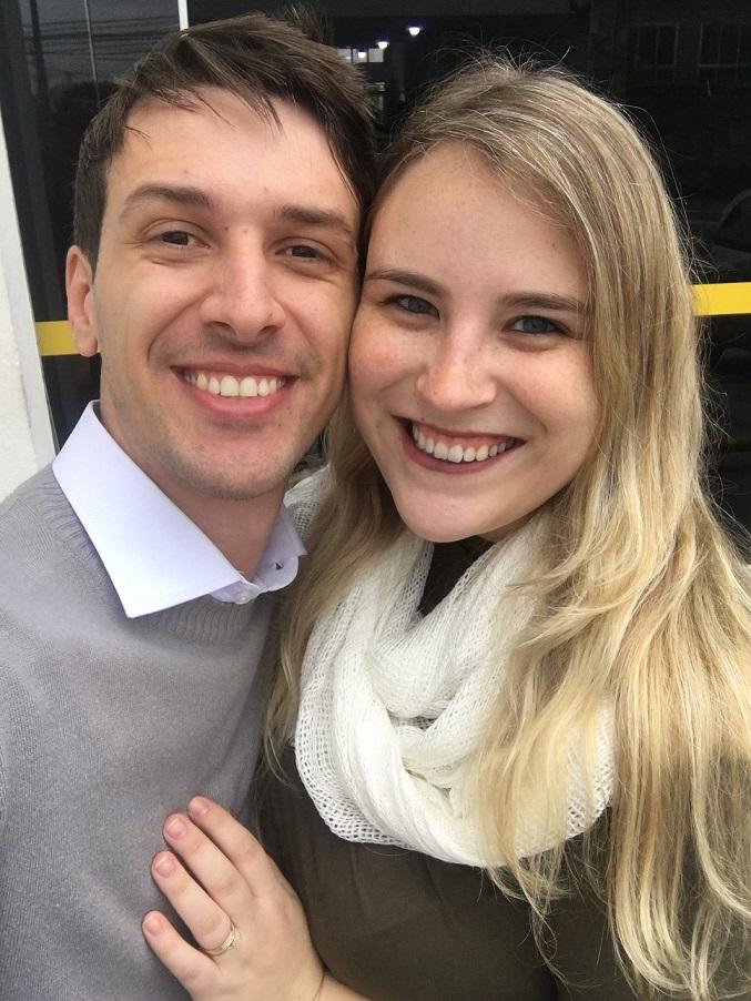 casamento cartório há um mês