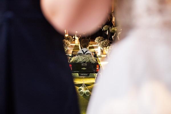 Saída do altar